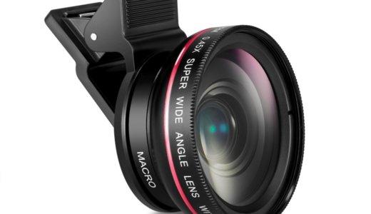 【カメラマンが選ぶ】おすすめのセルカレンズ5選|iPhone・アンドロイド対応