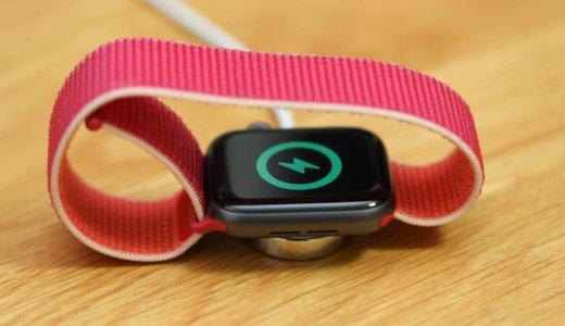 Apple Watchスポーツループレビュー!通気が良くピッタリ調整できるおすすめ万能バンド