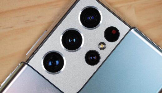 Galaxy S21 Ultraレビュー!望遠カメラが凄い高級機種を使った評価を紹介