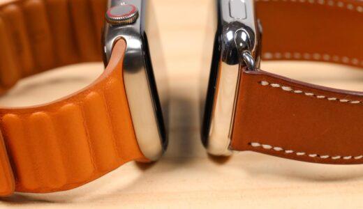 Apple Watchのステンレスとチタニウムの違いを比較!選ぶならどっちが良い?