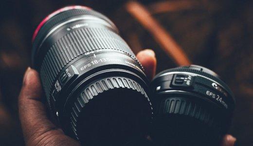 【初心者向け】一眼レフカメラ レンズ名前の意味
